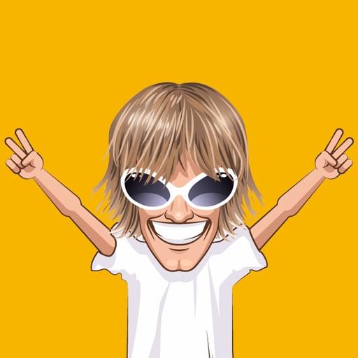 Mickie Krause Emoji App