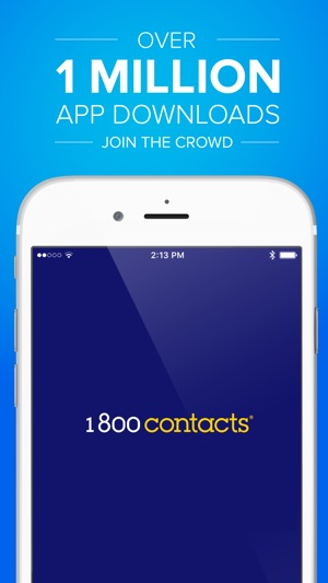 ff227dbffc 1-800 Contacts on the App Store