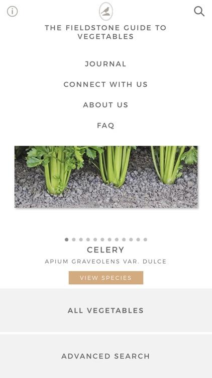 Fieldstone Guide: Vegetables screenshot-9