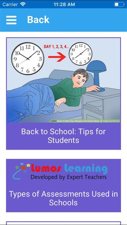 SchoolUp - Homework alerts screenshot-6