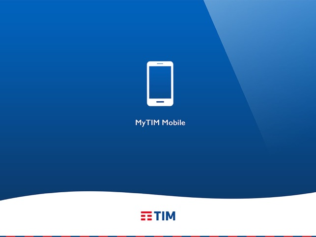 MyTIM Mobile Screenshot