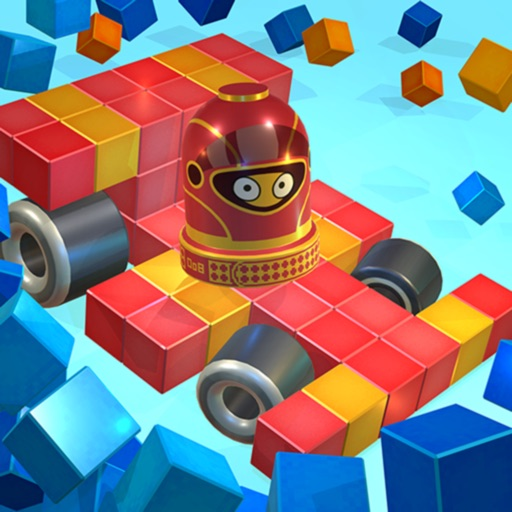 Blocky Racing is a funky and fresh new kart racer out now on iOS and Android