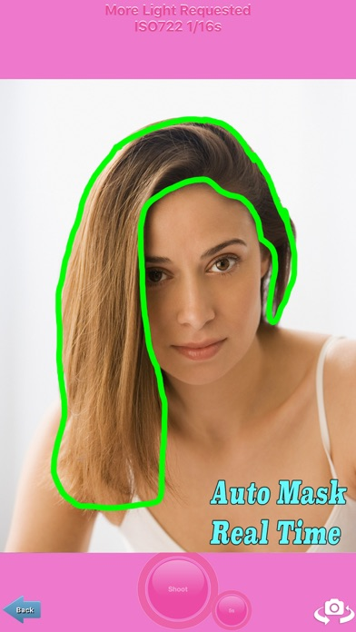 Auto Hair Color Changer screenshot 3