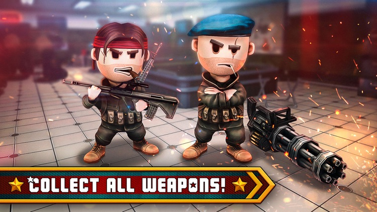 Pocket Troops: The Expendables screenshot-5