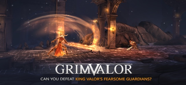 Grimvalor Screenshot