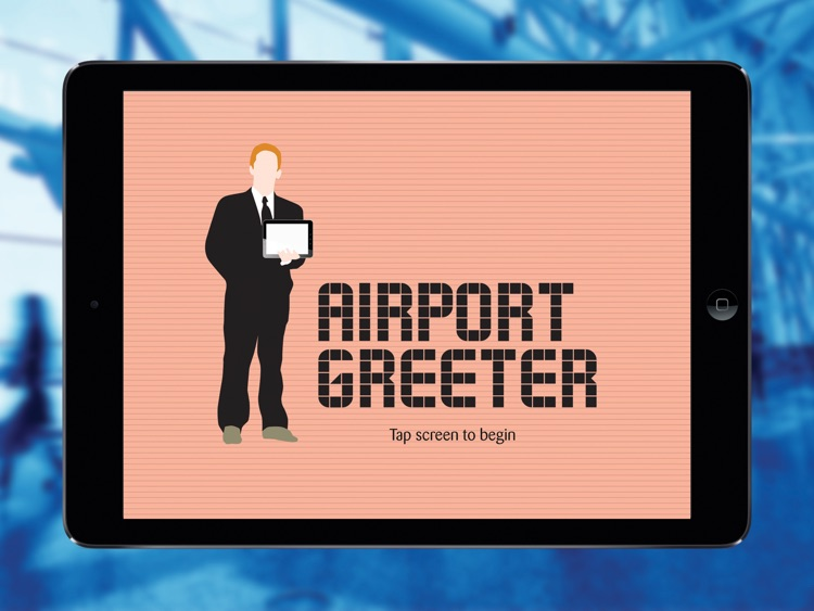 Airport Greeter screenshot-1