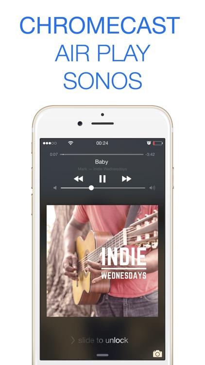 GoPlayer: cloud music player screenshot-4