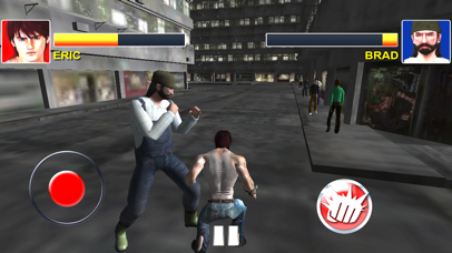 Foto do San Andreas Fight of Gang