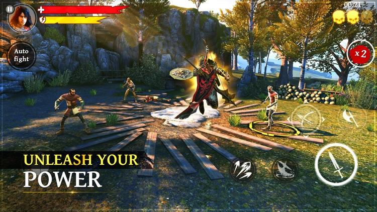 Iron Blade screenshot-6