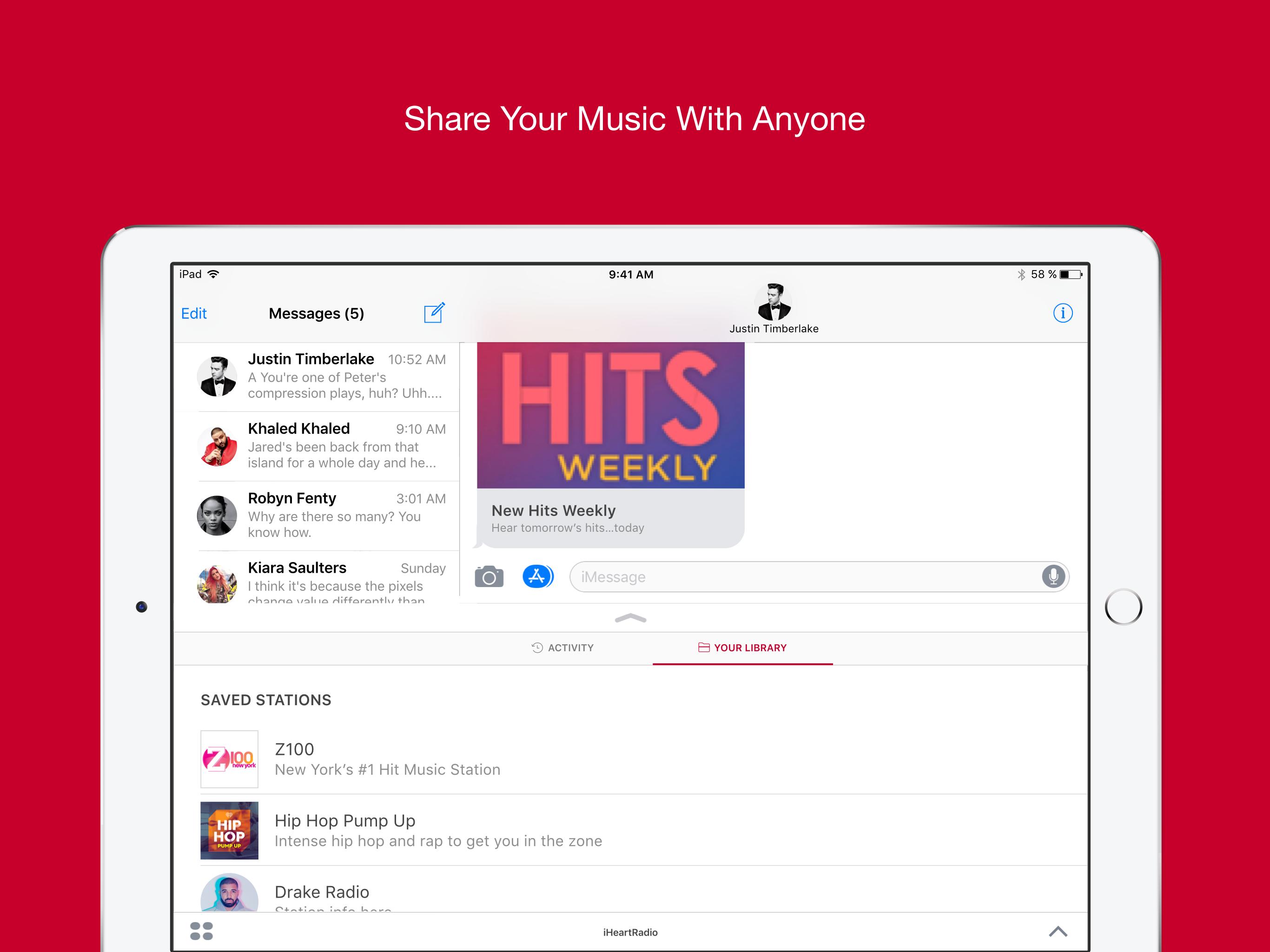 iHeartRadio - Revenue & Download estimates - Apple App Store - US