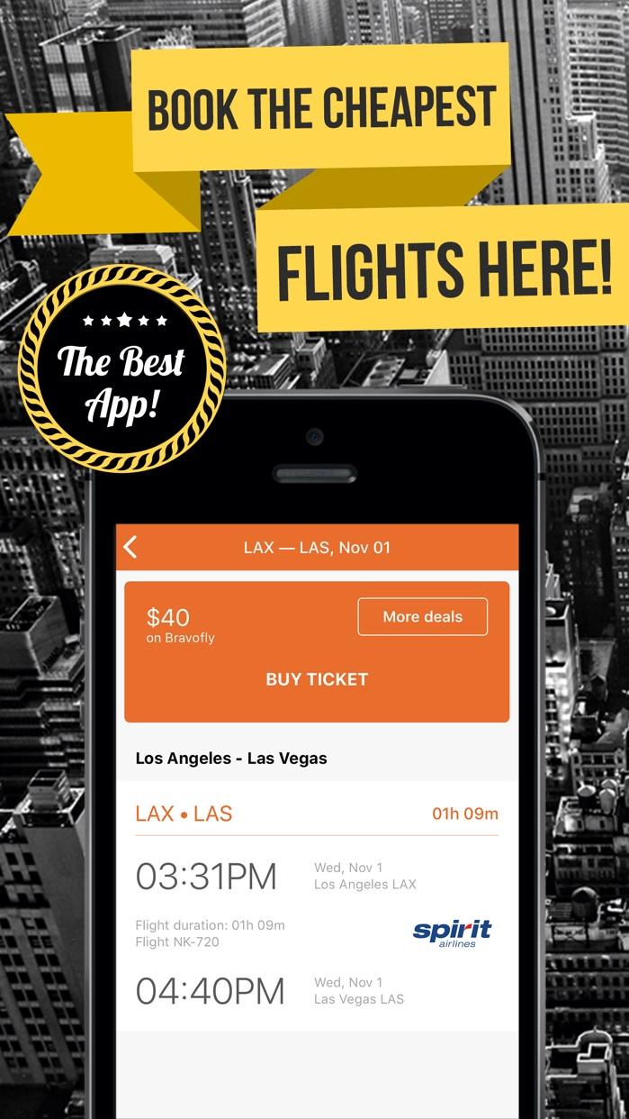 Cheap Flights & Airfare Deals – 777 Airlines Screenshot