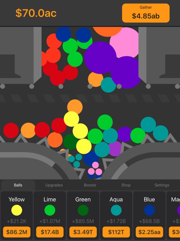 Screenshot #1 for Ball Smasher ™