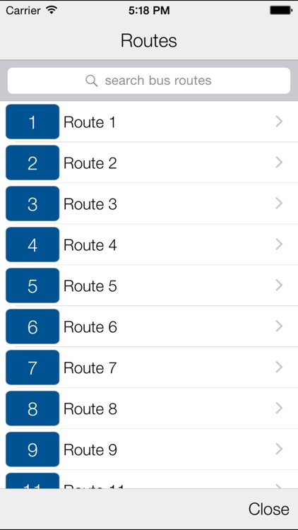 Transit Stop:WRTA Bus Tracker screenshot-3