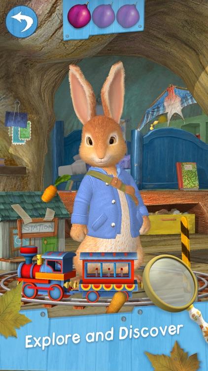 Peter Rabbit: Let's Go!! screenshot-3