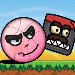 Pink Adventure Ball Jump