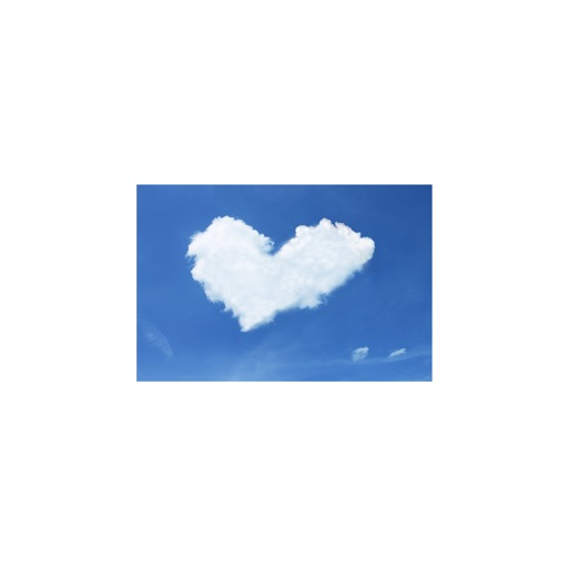 Cloud Hearts Sticker Pack