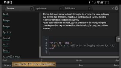Sprite Basic Game Programming screenshot 5