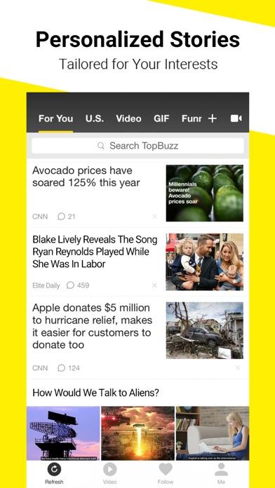 TopBuzz:Breaking News & Videos for Windows