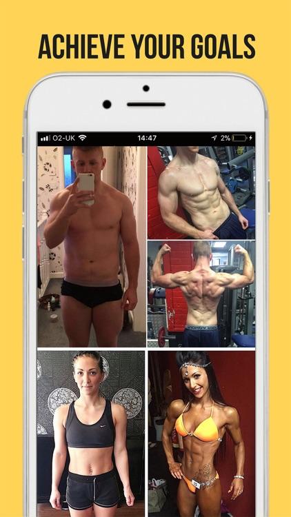 Premium Gainz: Fitness For You screenshot-3