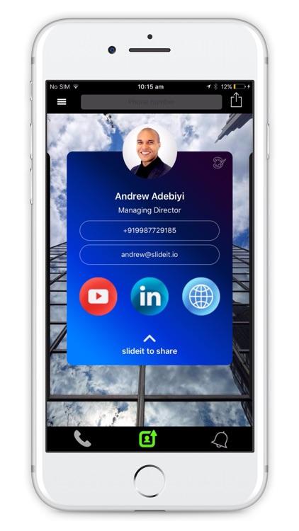 Slideit digital business cards by win win digital solutions pty ltd slideit digital business cards colourmoves