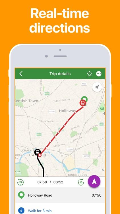 Leeds Bus & Train Times