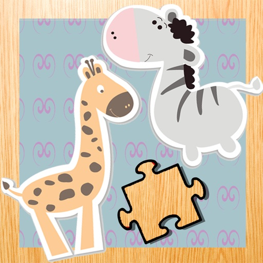 Animated Animal Puzzle Game For Kids, Babies & Toddler-s!