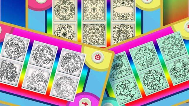 Secret Garden Coloring Book HD On The App Store