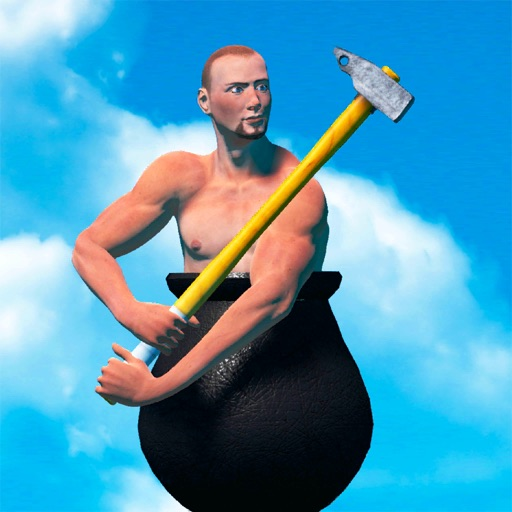 Getting Over It application logo