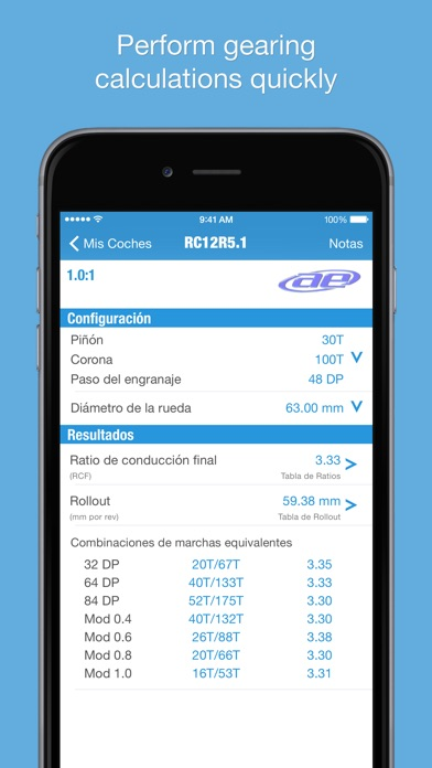 Screenshot for Ratio Calc! in Colombia App Store
