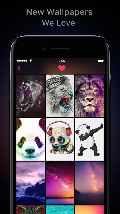 Featured of Wallpapers Cool Backgrounds and Themes screenshot-3