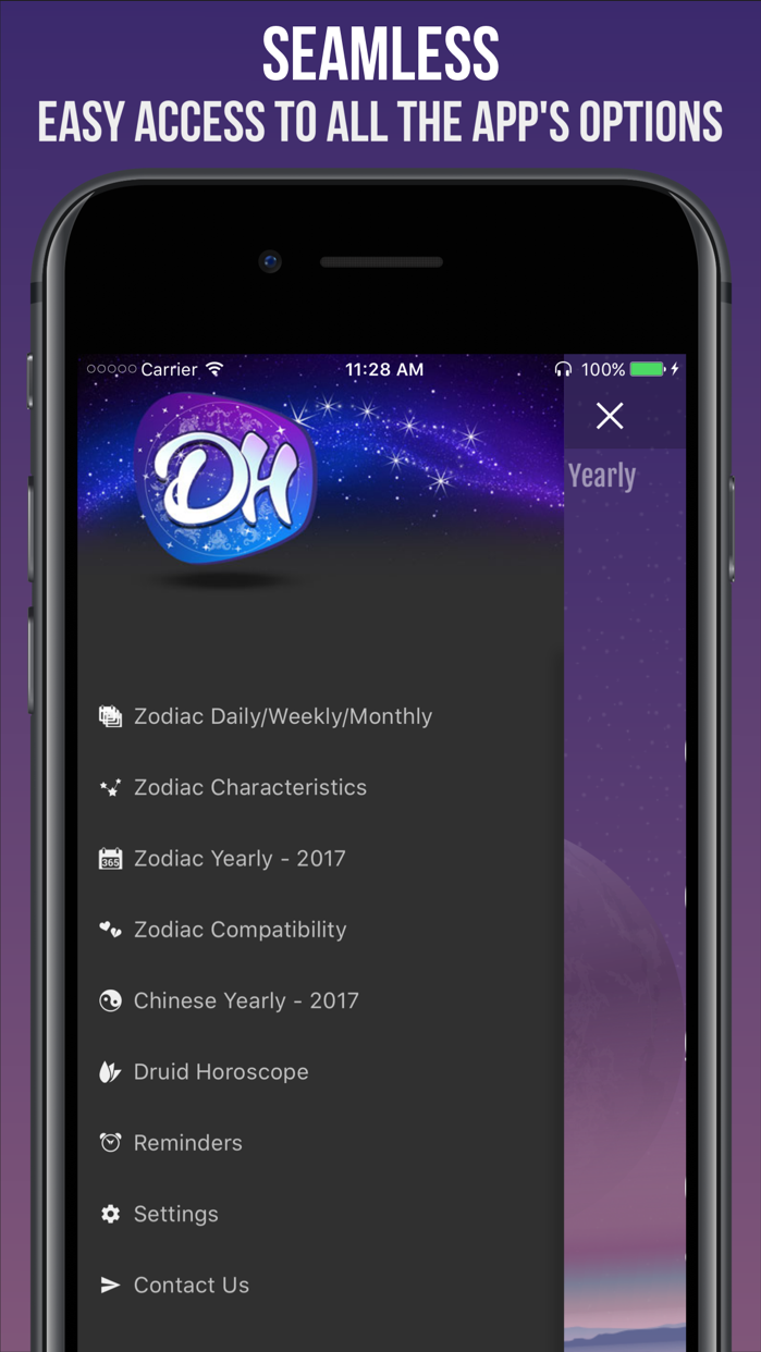 The DailyHoroscope Screenshot