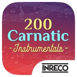 200 Carnatic Instrumentals