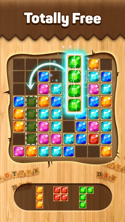 Jewel Block Puzzle Mania screenshot-3