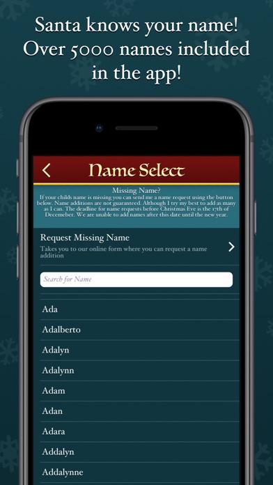 Santa Video Call Tracker review screenshots