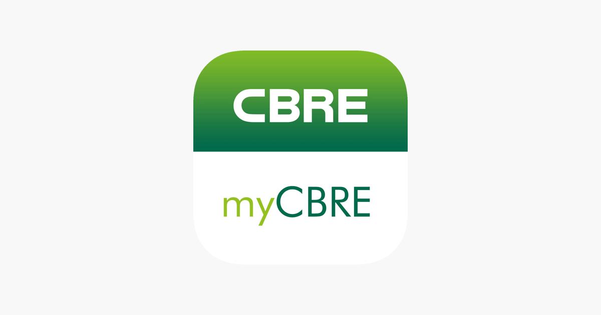 my-CBRE on the App Store