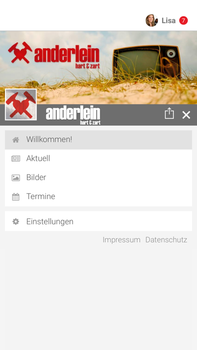 Anderlein screenshot 2