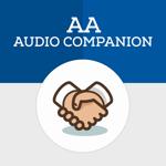 AA Audio Companion for Alcoholics Anonymous
