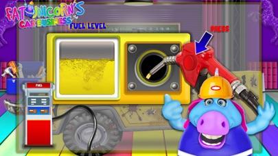 Mr. Fat Unicorn Car Mechanic screenshot 3
