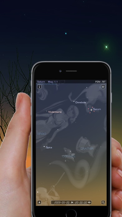 Star Rover - Stargazing Guide For iPhone/TV Drops To Free For First Time In Two Months