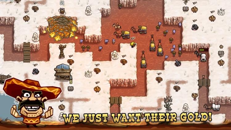 Guns'n'Glory screenshot-3