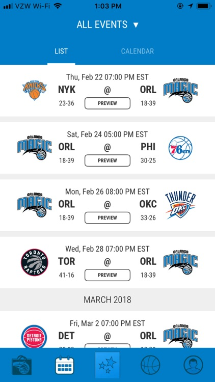 Orlando Magic Mobile screenshot-3