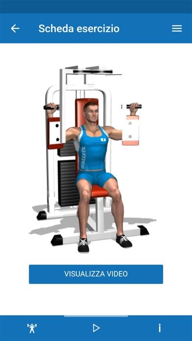 Universal Fitness app image