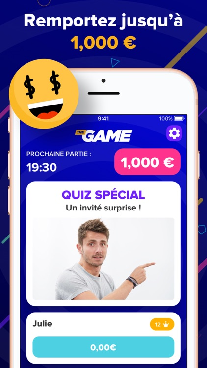 The Game - Le quiz Live