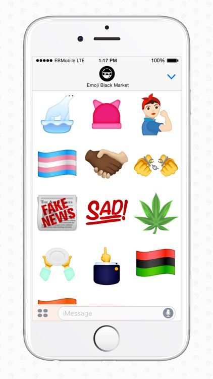 Emoji Black Market