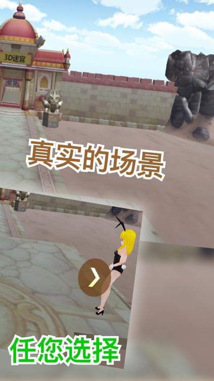 3D迷宫 screenshot-5