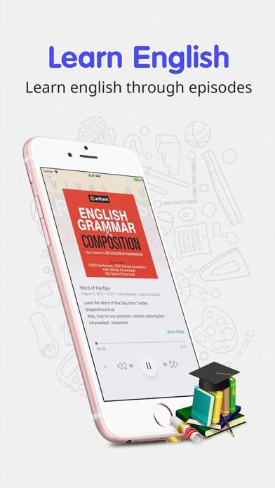 Learn English Podcasts Screenshot