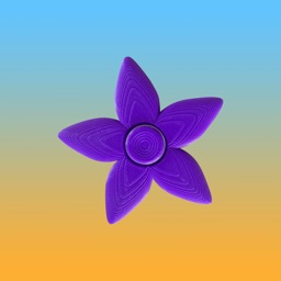 Hand Spinner Toy - Stress Free Game