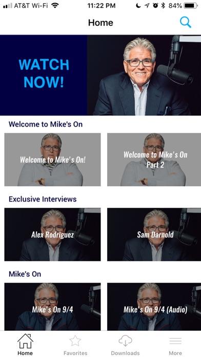 Mike's On Screenshot