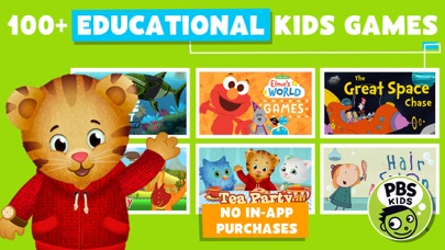 Screenshot for PBS KIDS Games in United States App Store
