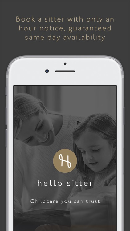Hello Sitter: Childcare (NYC)